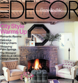 Elle Decor November 2005