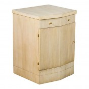 Pinnacle Nightstand in Bleached Douglas Fir