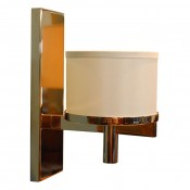 Silk Drum Sconce