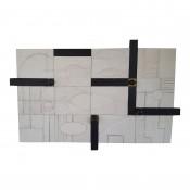 Modern Frieze Three-Dimensional Wall Art