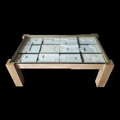 Modernist Frieze Cocktail Table